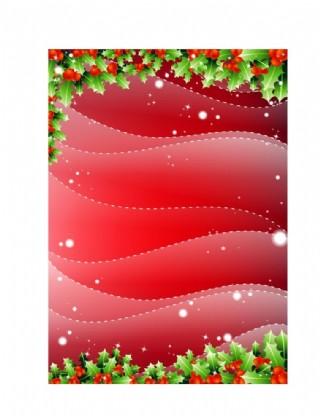 圣诞海报素材
